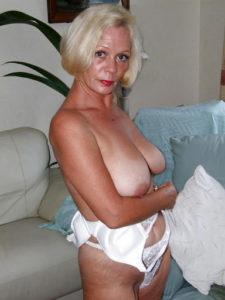 anziana sexy